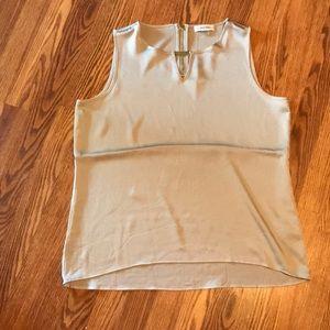 Dress tank top